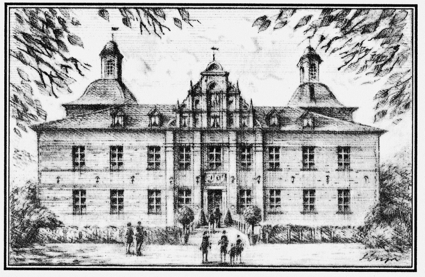 Ein Wochenende im Schlosshotel Hugenpoet - Geschichte